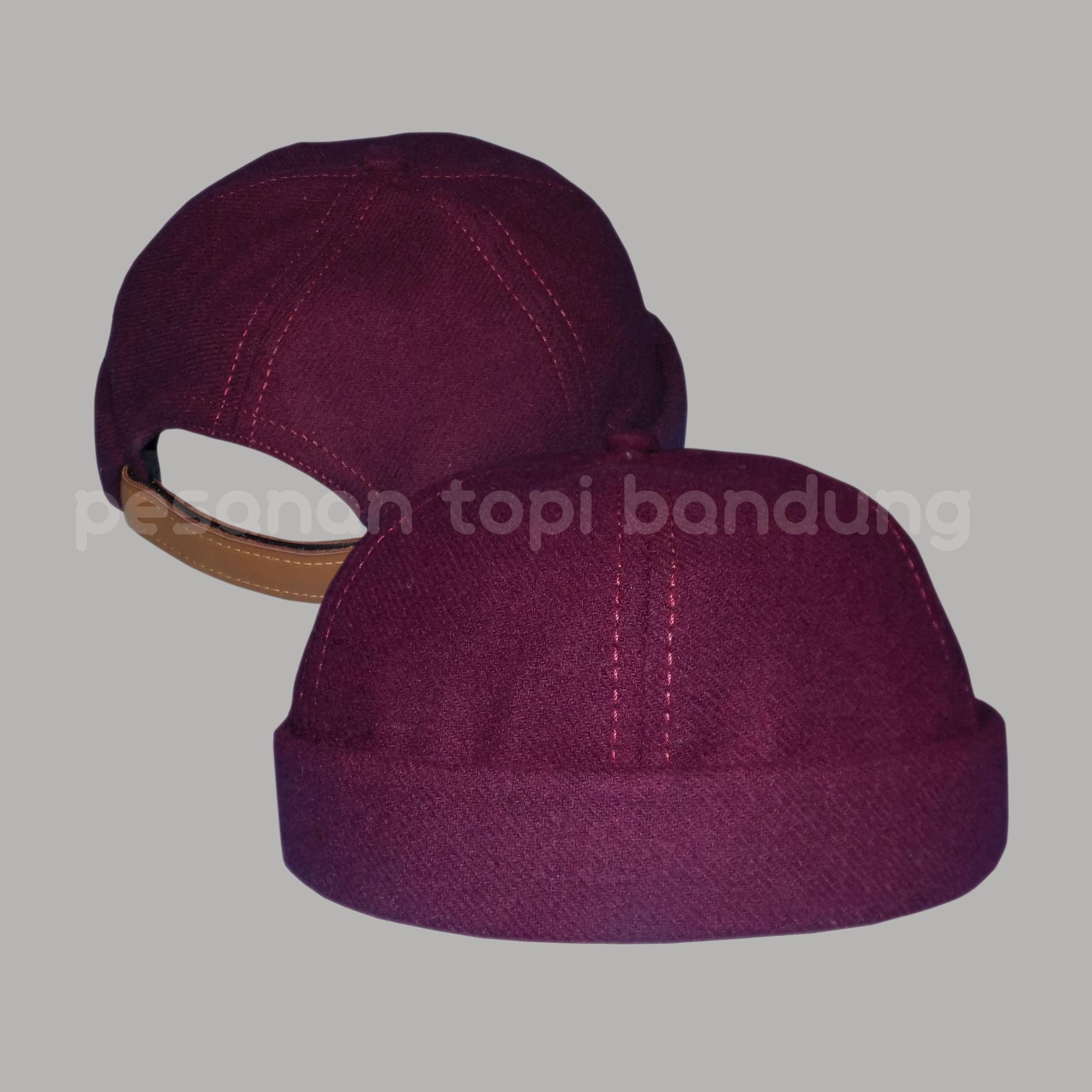 pesanan topi_produsen topi_mikihats